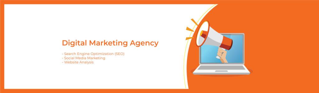 Digital Marketing Agency in London, UK.